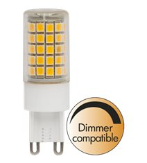 Illumination-LED G9 5,6W(48W), dimbar
