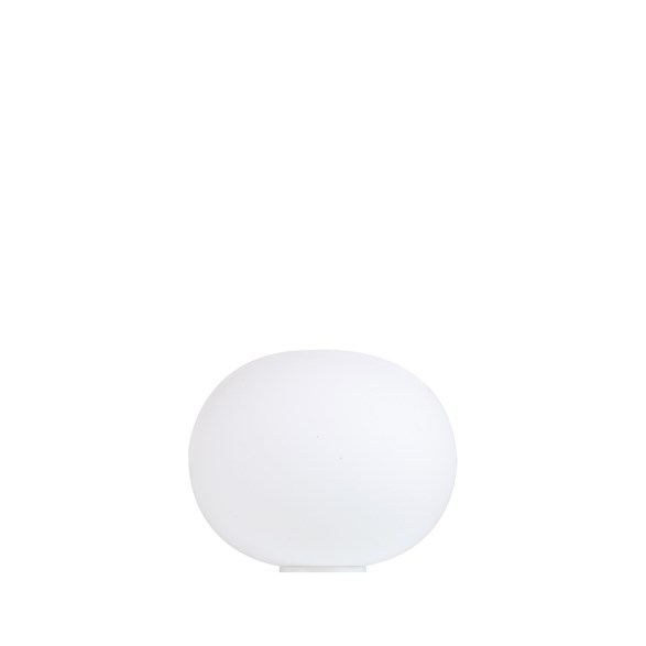 Glo-ball Basic 1 bordslampa, opalglas 33cm