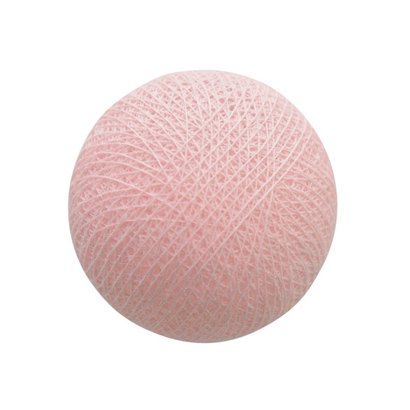 Light pink ball