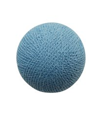 Powder blue ball