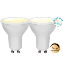 Spotlight-LED 5,5W(40W) GU10, dim to warm
