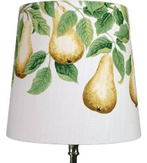 Sixten 17 lampskärm Perry Pears Leaf Green